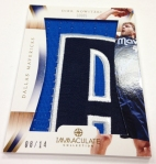Panini America 2012-13 Immaculate Basketball Weekend Peek Part Three (8)
