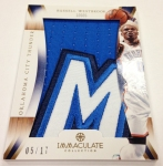 Panini America 2012-13 Immaculate Basketball Weekend Peek Part Three (9)