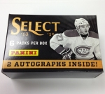 Panini America 2013-14 Select Hockey QC (100)