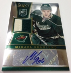 Panini America 2013-14 Select Hockey QC (50)