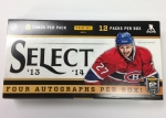 Panini America 2013-14 Select Hockey QC (99)