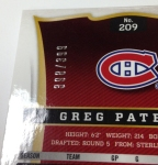 Panini America 2013-14 Select Hockey Teaser (59)