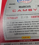 Panini America 2013-14 Totally Certified Basketball QC (101)