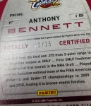 Panini America 2013-14 Totally Certified Basketball QC (116)