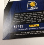 Panini America 2013-14 Totally Certified Basketball QC (58)