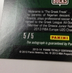 Panini America 2013-14 Totally Certified Basketball QC (62)