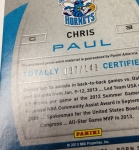 Panini America 2013-14 Totally Certified Teaser (23)