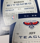 Panini America 2013-14 Totally Certified Teaser (50)