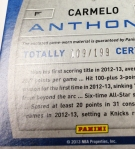 Panini America 2013-14 Totally Certified Teaser (56)