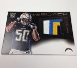 Panini America 2013 Black Football Pre-Ink Peek (18)