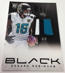 Panini America 2013 Black Football Pre-Ink Peek (19)