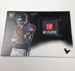 Panini America 2013 Black Football Pre-Ink Peek (22)