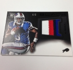 Panini America 2013 Black Football Pre-Ink Peek (30)