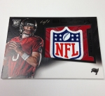 Panini America 2013 Black Football Pre-Ink Peek (5)