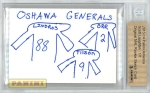 Panini America 2013 Player Sketch Cards (11)
