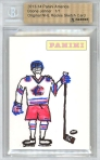 Panini America 2013 Player Sketch Cards (65)