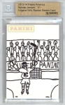 Panini America 2013 Player Sketch Cards (69)