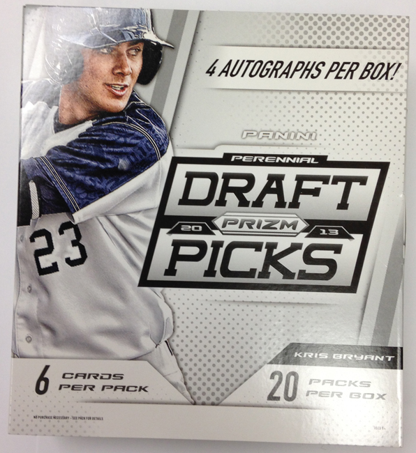 Panini America 2013 Prizm Perennial Draft Picks Baseball QC (1)