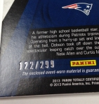Panini America 2013 Totally Certified Football QC (138)