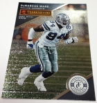 Panini America 2013 Totally Certified Football Thanksgiving (14)