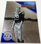 Panini America 2013 Totally Certified Football Thanksgiving (47)