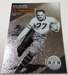 Panini America 2013 Totally Certified Football Thanksgiving (52)