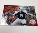 Panini America 2013 Totally Certified Football Thanksgiving (54)