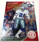 Panini America 2013 Totally Certified Football Thanksgiving (55)