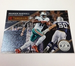 Panini America 2013 Totally Certified Football Thanksgiving (6)