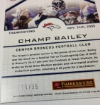 Panini America 2013 Totally Certified Football Thanksgiving (63)
