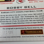 Panini America 2013 Totally Certified Football Thanksgiving (75)