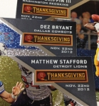 Panini America 2013 Totally Certified Football Thanksgiving (76)