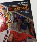 Panini America 2013 Totally Certified Football Thanksgiving (9)