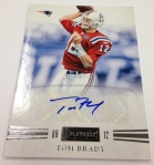 Panini America Tom Brady Signs! (1)