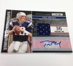 Panini America Tom Brady Signs! (17)