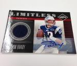 Panini America Tom Brady Signs! (2)