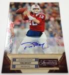 Panini America Tom Brady Signs! (21)