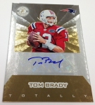 Panini America Tom Brady Signs! (22)