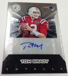 Panini America Tom Brady Signs! (23)