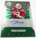 Panini America Tom Brady Signs! (25)