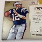Panini America Tom Brady Signs! (31)