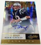Panini America Tom Brady Signs! (33)