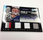 Panini America Tom Brady Signs! (35)