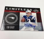 Panini America Tom Brady Signs! (4)