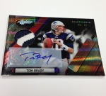 Panini America Tom Brady Signs! (40)