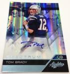 Panini America Tom Brady Signs! (45)