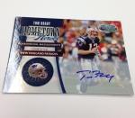 Panini America Tom Brady Signs! (47)