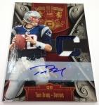 Panini America Tom Brady Signs! (48)