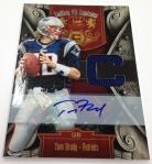 Panini America Tom Brady Signs! (49)