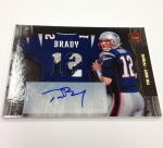 Panini America Tom Brady Signs! (6)